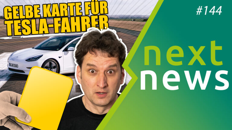 VW reagiert auf BAFA-Betrug, Tesla Verwarnung, BMW i7 - nextnews #144