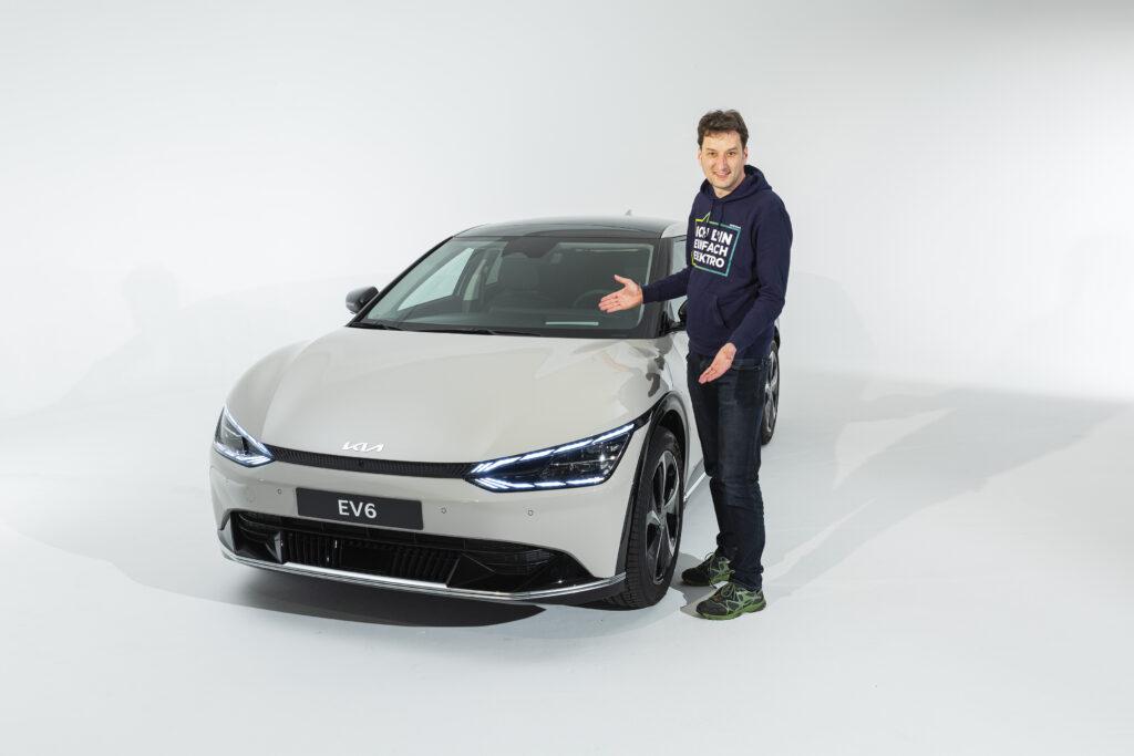 KIA EV6 mit Stefan Moeller von nextmove