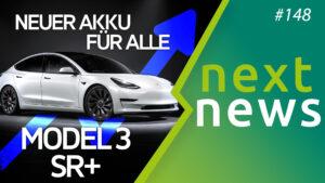 Neue Tesla-Batterien, Mercedes EQC überrascht - nextnews #147