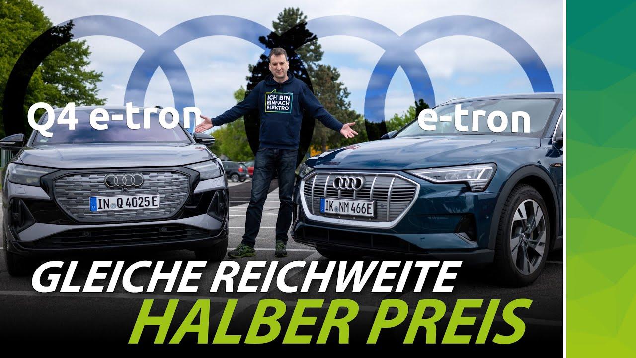 Audi Q4 e-tron Review nextmove