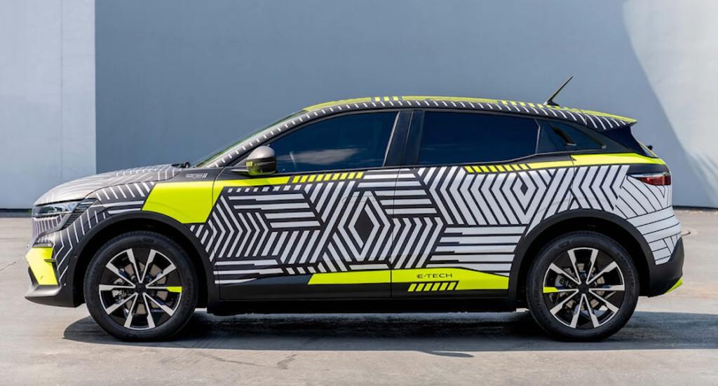 Renault Megane Elektro