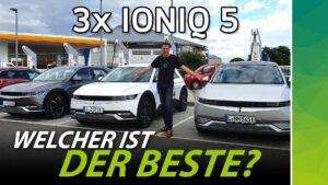 nextmove Ioniq 5 3 Modelle Titelbild