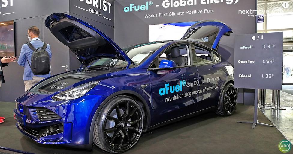 Tesla Model Y Hybrid